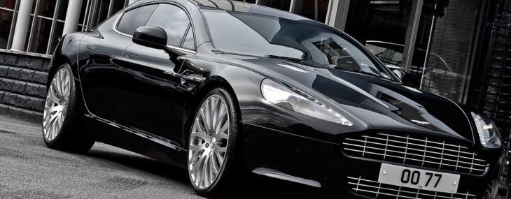 Aston Martin Rapide by Kahn Design – World's Most Elegant 4-Door Sports Car
