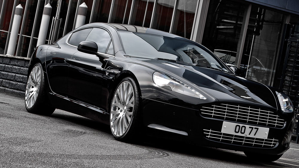 Aston Martin Rapide by Kahn Design &#8211; World&#8217;s Most Elegant 4-Door Sports Car