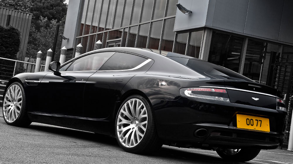 Aston Martin Rapide By Kahn Design World S Most Elegant