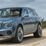 Bentley Reveals New EXP 9 F Concept Dynamic Images and First Video