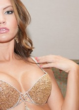 Rita – $1 million Gold Bra With over 500 Carats of Diamonds