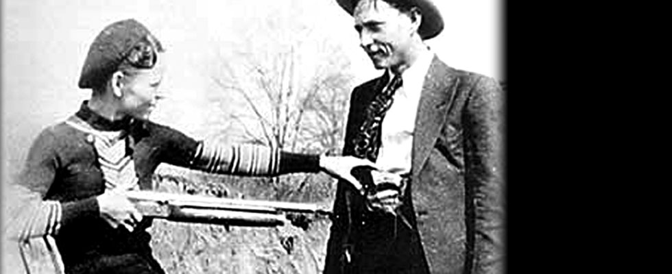 "Bonnie And Clyde Guns Expected to Make a Real ""Shot"" at Auction"