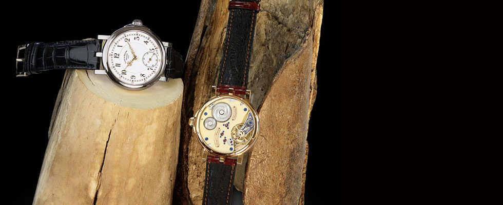 Caliber I Mammoth Ivory Watches by Lang & Heyne – Limited Edition