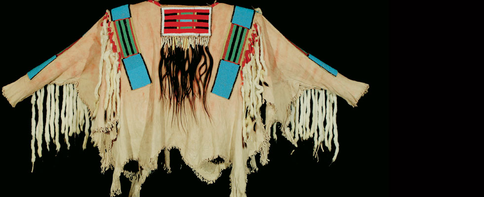 Chief Joseph's War Shirt