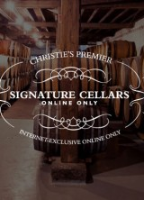 Christie's First Online-Only Wine Auction – Signature Cellars