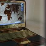 Datamancer Victorian Laptop – Limited Edition Depicts an Elegant Retro Style
