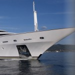 Diamonds Are Forever – Luxury Bond-themed Charter Yacht