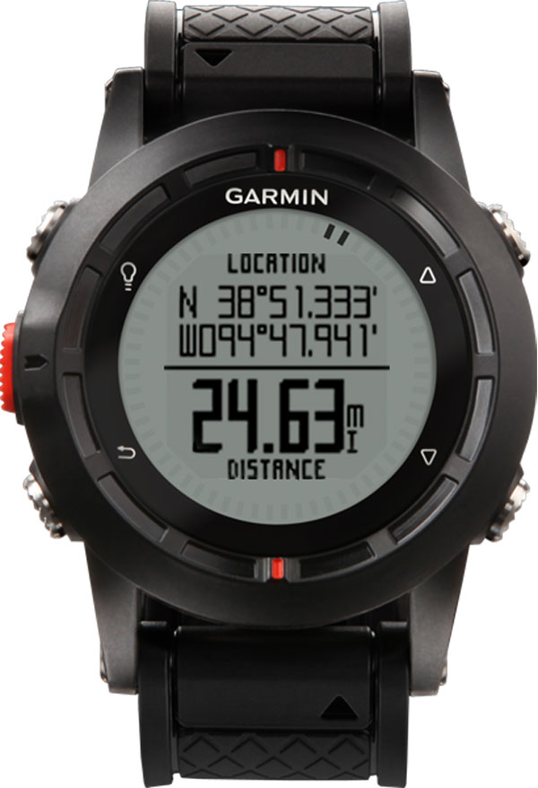 Garmin's Fenix – New Adventure GPS Watch for Outdoor Activities