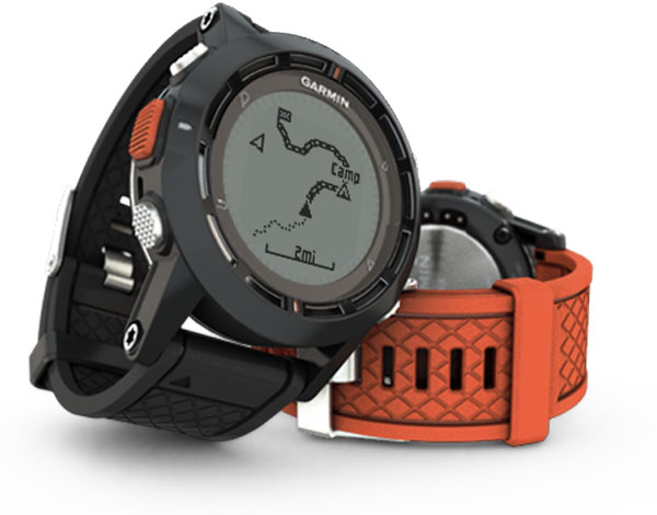 Garmin 39 s fenix new adventure gps watch for outdoor activities extravaganzi for Adventure watches