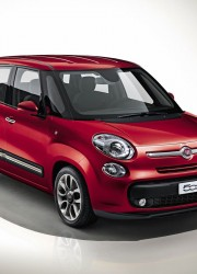 Fiat 500L with Lavazza A Modo Mio