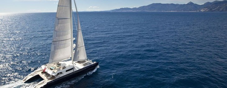 Hemisphere - World's Largest Sailing Catamaran