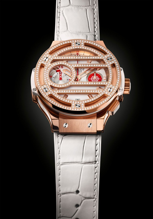Hublot Big Bang Costa Smeralda