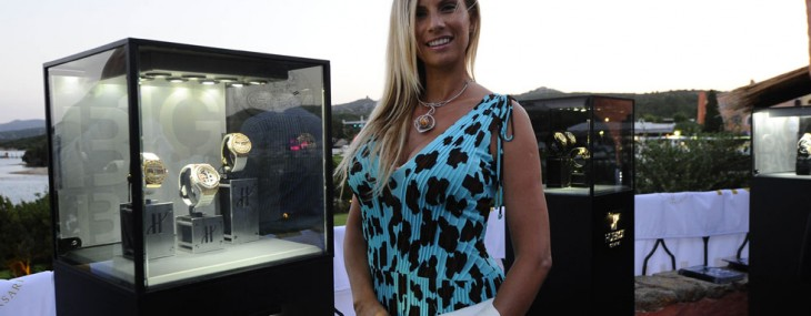 Hublot Big Bang and King Power Costa Smeralda