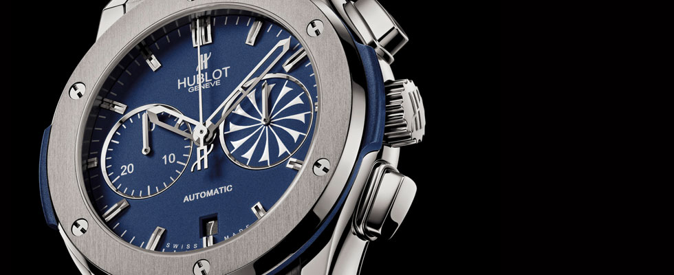 Hublot Mykonos Classic Fusion Chronograph