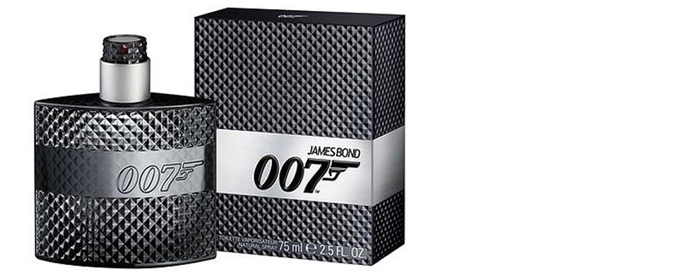 James Bond's 60s Inspired Fragrance for Men – to Smell Like Agent 007
