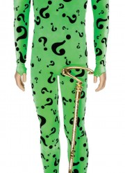 Jim-Carrey's-costume-as-The-Riddler