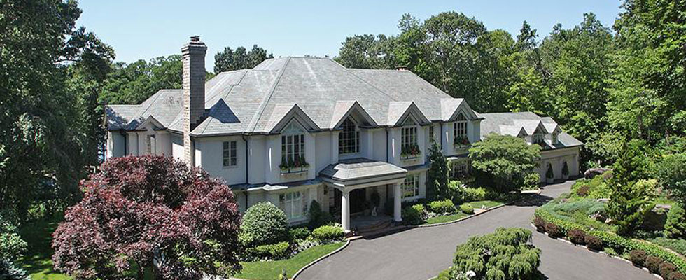 Linwood &#8211; An Armonk&#8217;s Lakefront Property for Sale for $14.9 Million