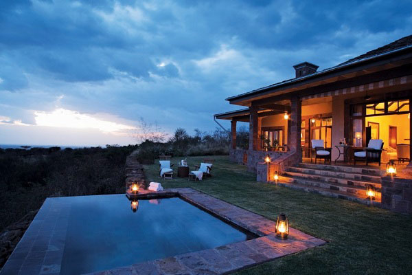 $4,730 per night in Tanzania's Luxury Singita Faru Faru Lodge