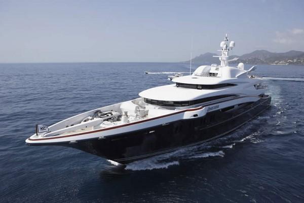 Luxury Yacht Anastasia