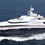 75.5 metres Luxury Yacht Anastasia Listed on Sale by Edmiston