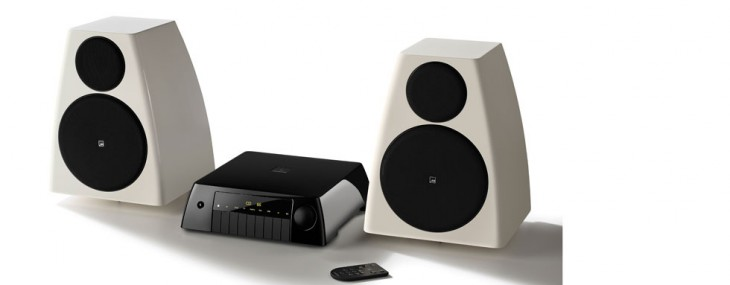 Meridian Audio's DSP3200 and Audio Core 200