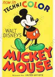 Mickey Mouse Stock