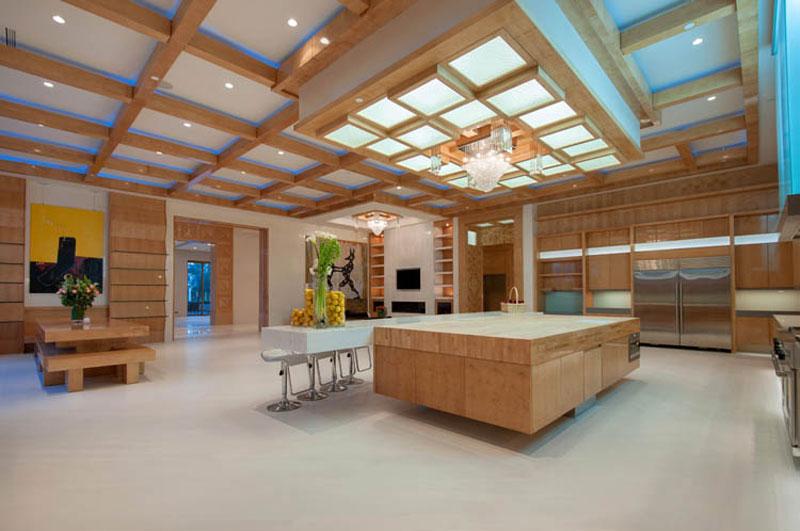 Mohamed Hadid S Le Palais Beverly Hills Mega Mansion For
