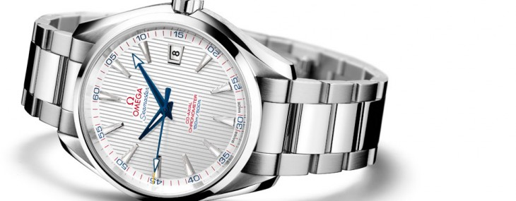 OMEGA Seamaster Aqua Terra Captain's Watch