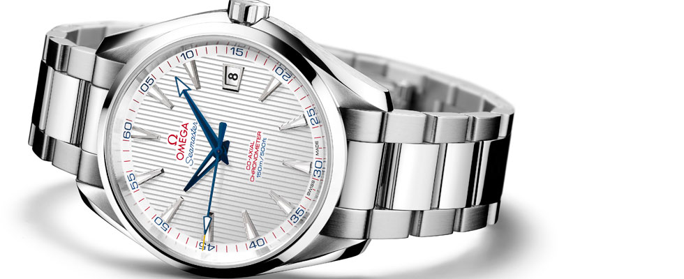 OMEGA Seamaster Aqua Terra Captain's Watch Specifically for Ryder Cup 2012