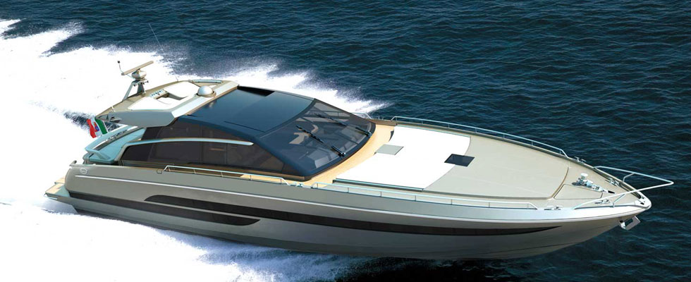 Newest Luxury Onda 63&#8242; by Baia Yacht &#8211; Wave of Beauty