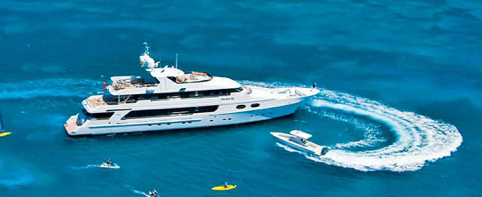 One More Toy &#8211; Luxury Yacht on Sale for $19.9 Million