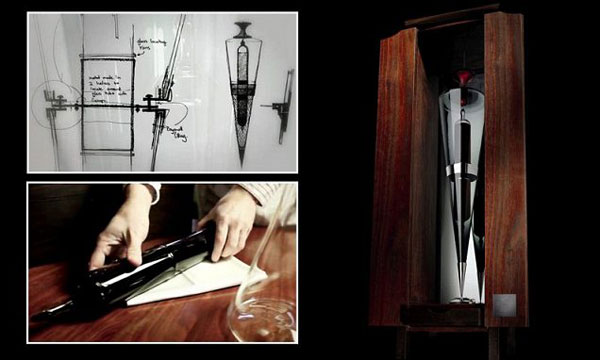 World&#8217;s Most Expensive Wine &#8211; Penfolds $170,000 Glass Ampoule Bottle