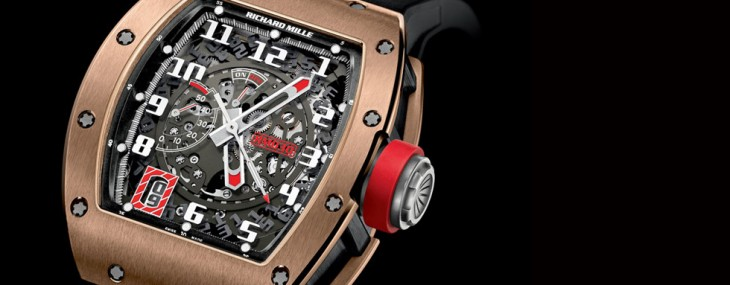 Richard Mille RM 030 Black Out and Black Rose