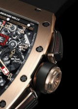 New Richard Mille's RM 011 Felipe Massa Flyback Chronograph Red Kite – Limited Edition