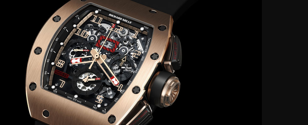 New Richard Mille&#8217;s RM 011 Felipe Massa Flyback Chronograph Red Kite &#8211; Limited Edition