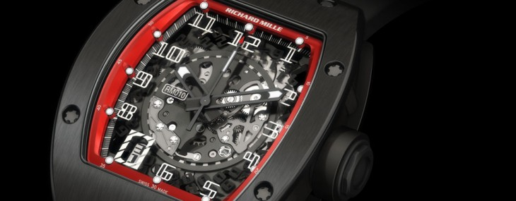 Richard Mille RM 030 Gets the Black Night treatment – Limited Edition
