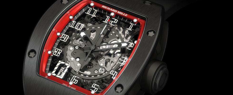Richard Mille RM 030 Gets the Black Night treatment &#8211; Limited Edition