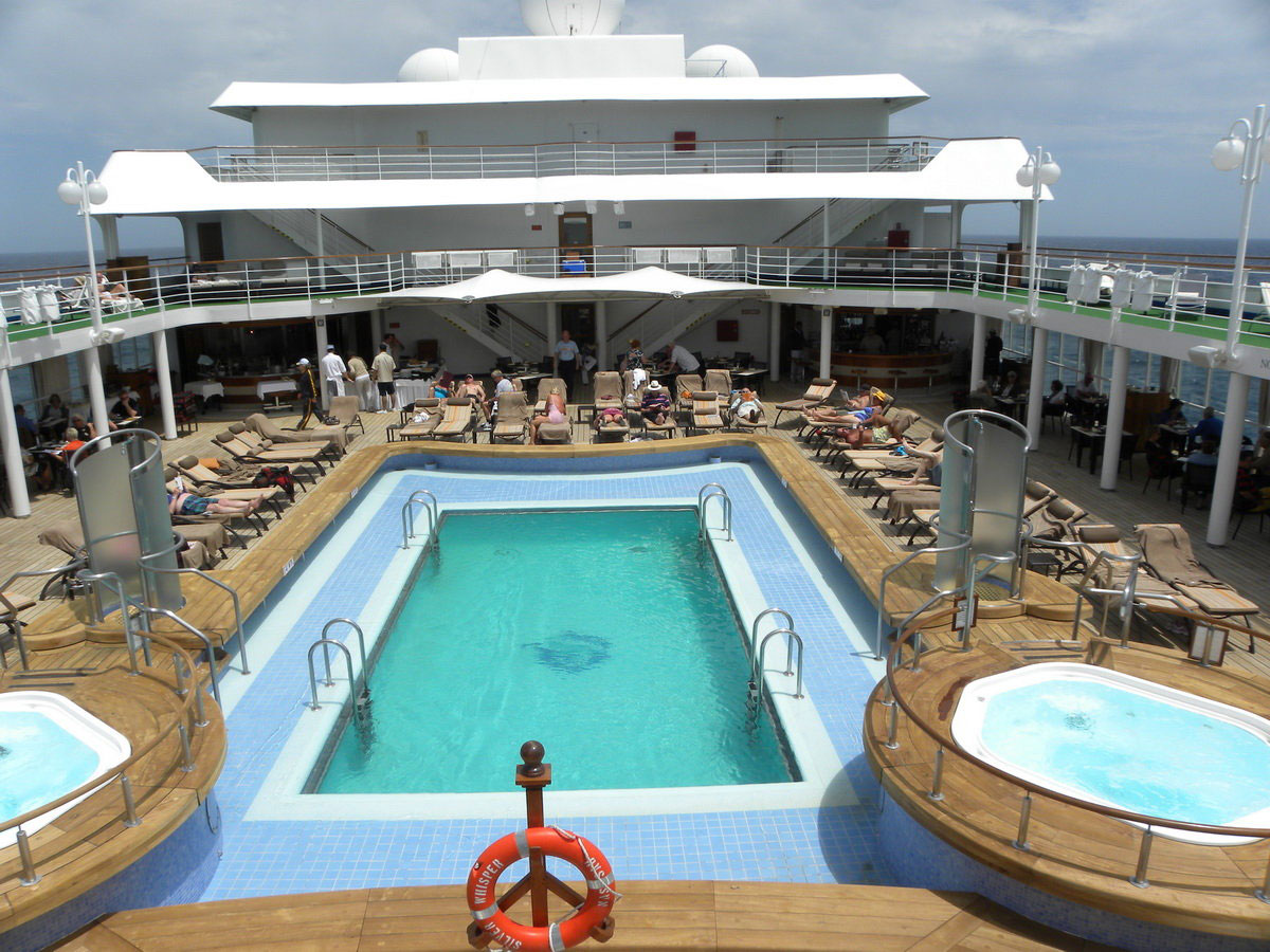Silver whisper cruise ship take you to the ultimate 115 for Cruise around the world