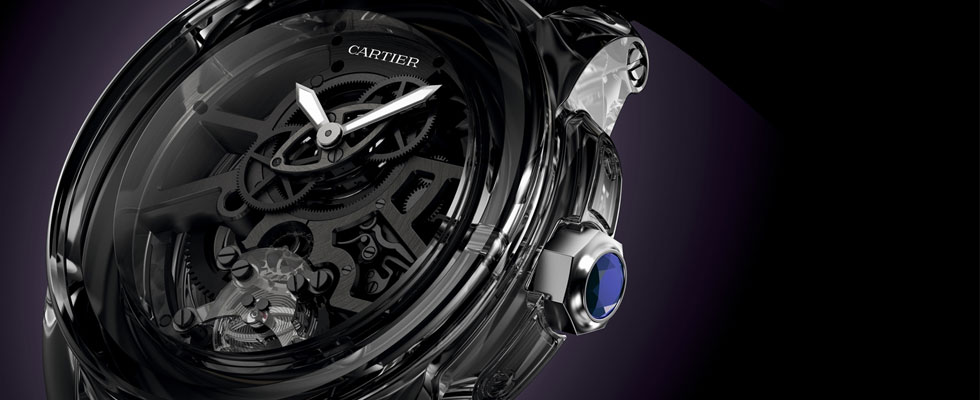 A New Concept Watch &#8211; Cartier ID Two