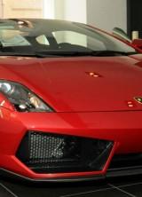 Toro Gallardo Magnified Opening DMC New Lamborghini Tuning Showroom in Manhattan