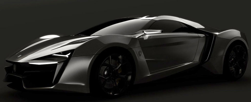 First Supercar from Middle East by W Motors – Limited to 5 Units