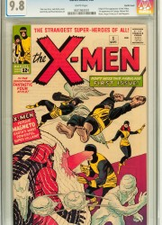 X Men #1 Pacific Coast Pedigree