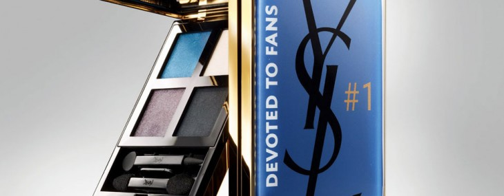 Yves Saint Laurent Eye Shadow Pallete for Facebook Fans – Limited Edition