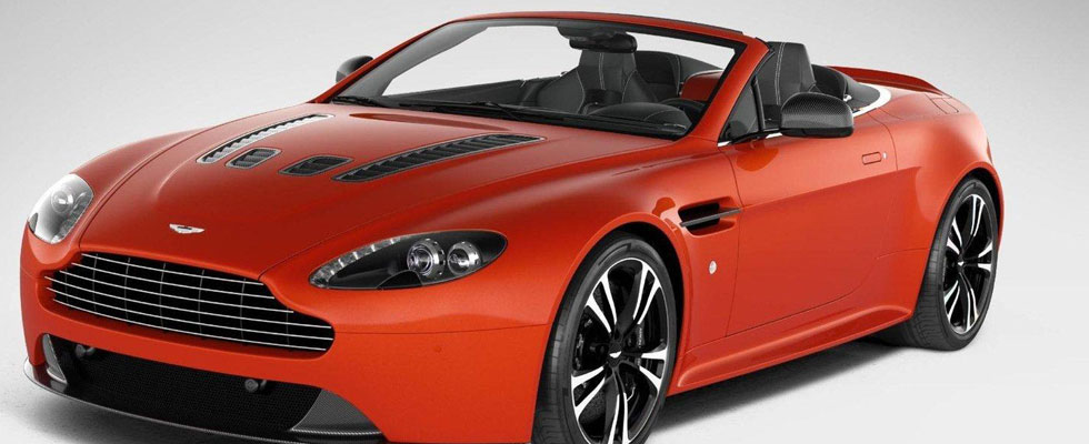 Aston Martin V12 Vantage Roadster &#8211; Finally Surfaced the Web