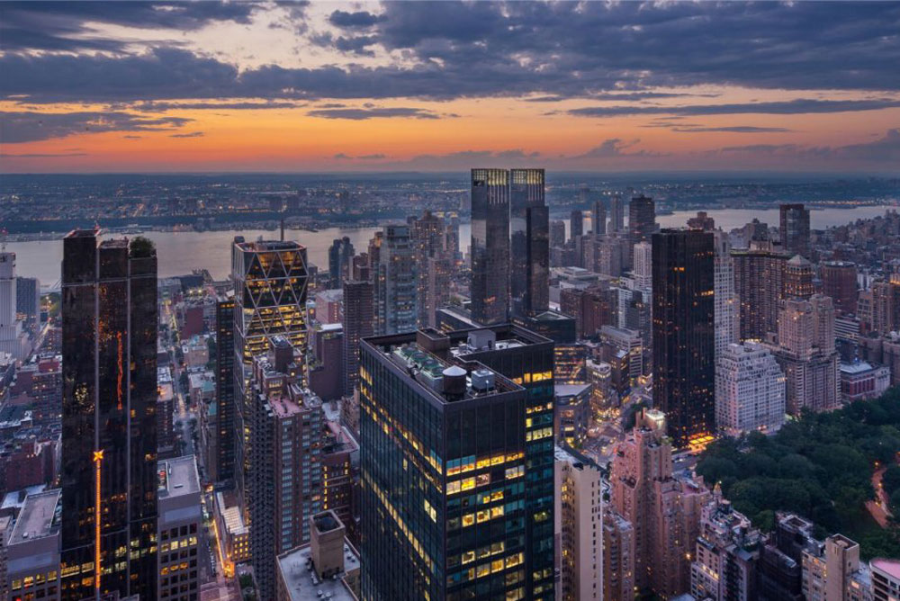 100 million new york city 39 s penthouse the most for Most expensive apartment nyc