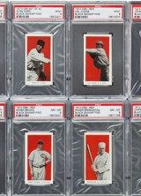 First Group of Old Baseball Cards Found in Attic Brings $566,132 at Heritage Auctions