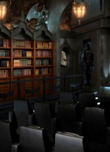 $2 Million Dark Knight Themed Home Theater by Elite Home Theater Seating