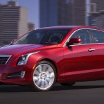 2013 Cadillac ATS Proclaimed as Top Luxury Sedan