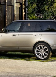 2013 Range Rover – Most Luxurious and Lightweight SUV