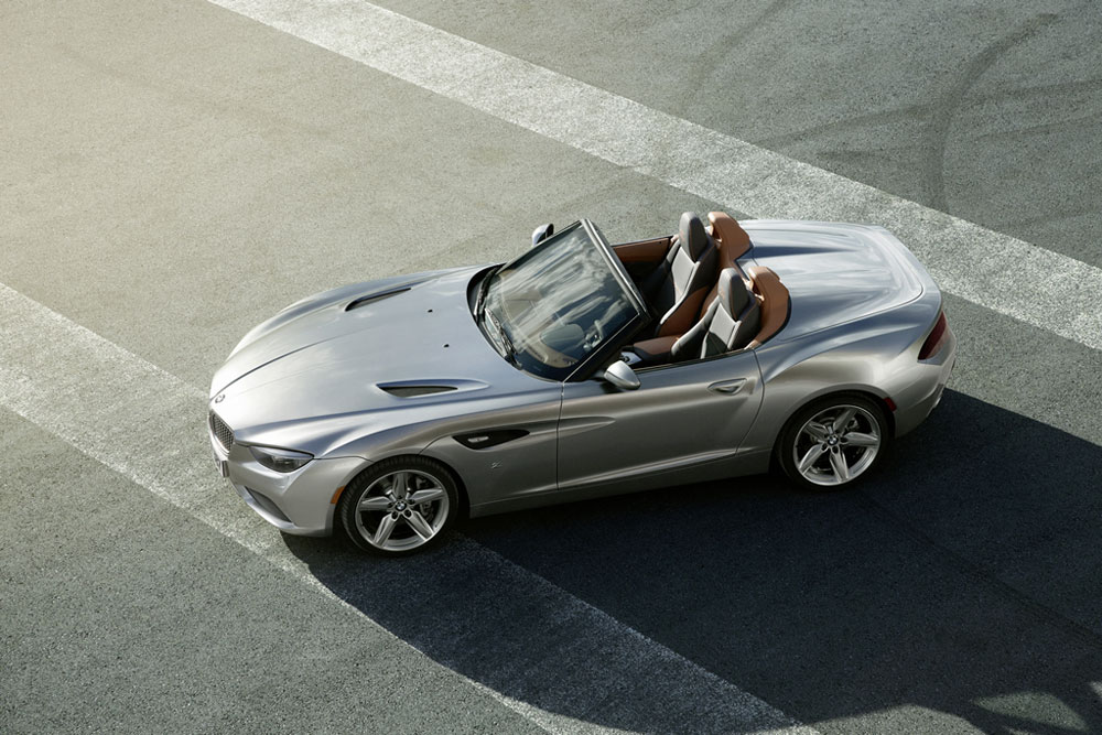 BMW Zagato Roadster Unveiled at the 2012 Pebble Beach Concours d'Elegance